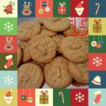 Adventkalender_Erdnussbutter_Cookies