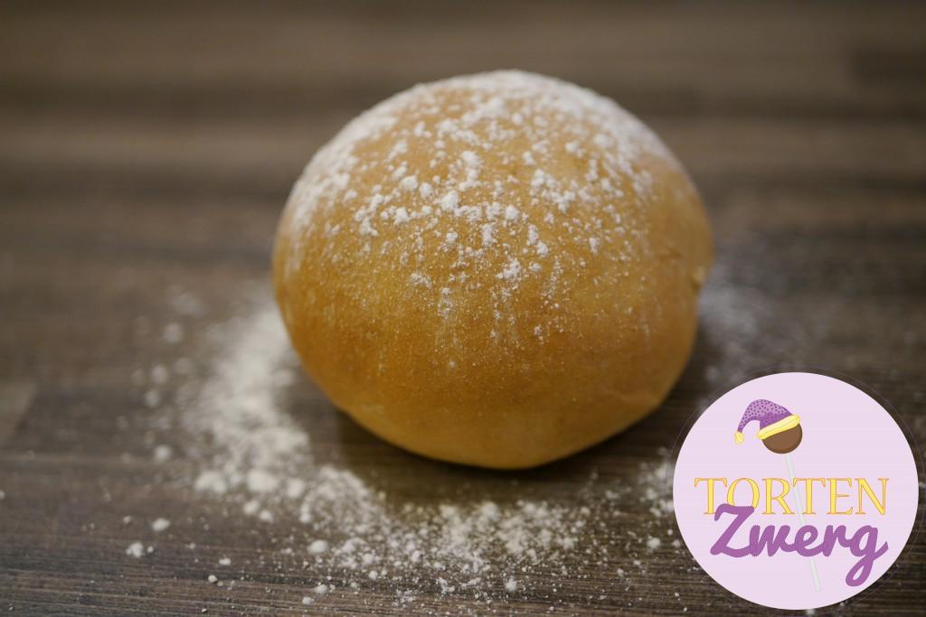 Krapfen mit Zucker Ofenberliner