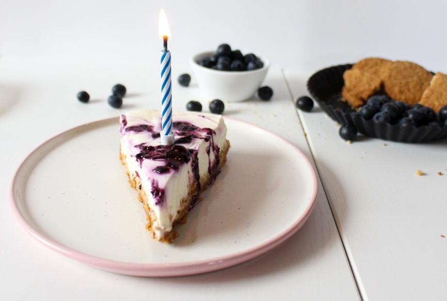 Cheesecake Kerze