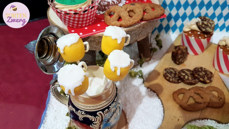 Krügerl Cupcakes