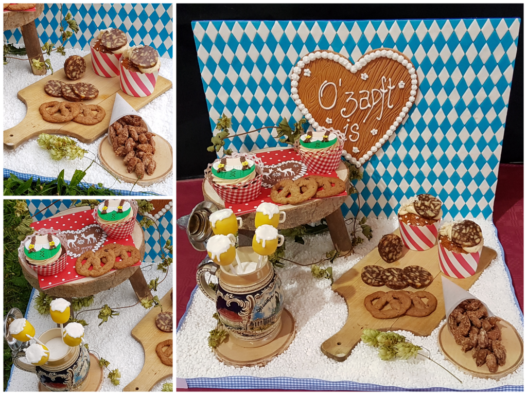 Oktoberfest Sweet Table
