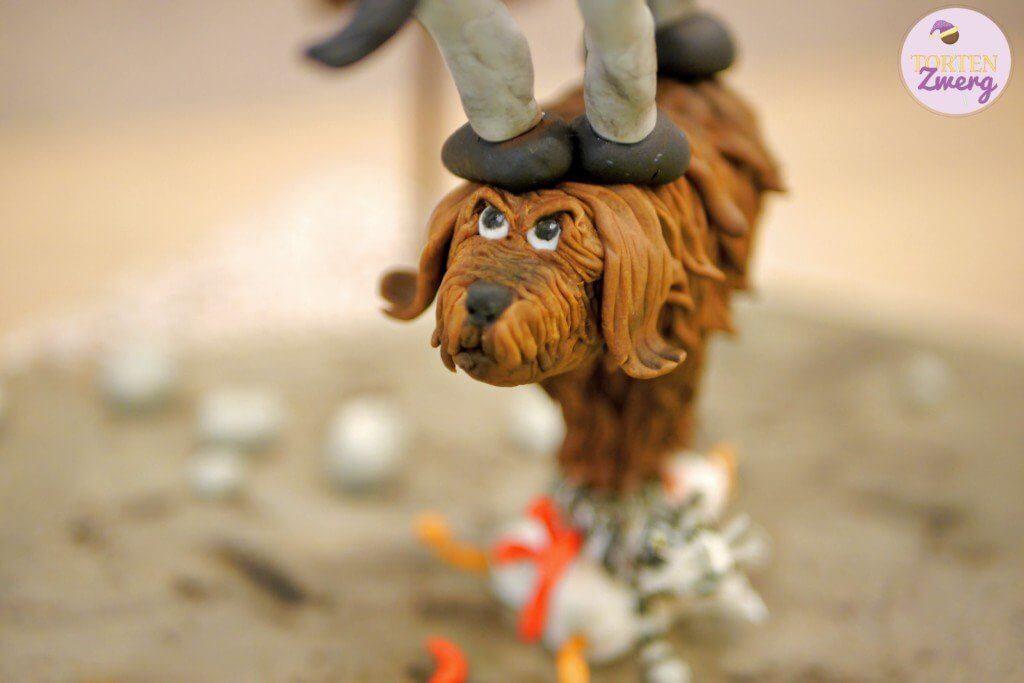 Bremer Stadtmusikanten Hund