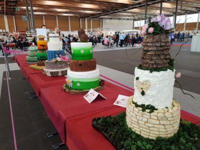 Tortenwettbewerb Hochzeittorte