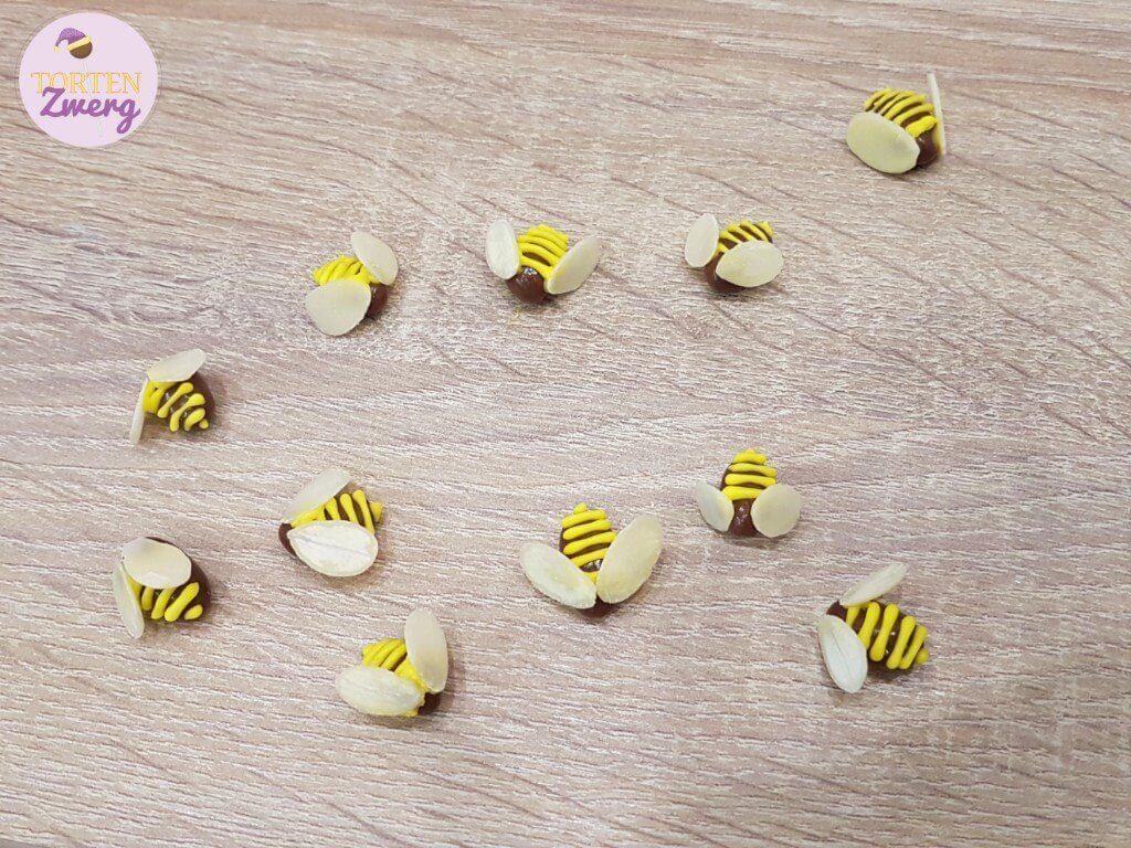 sweet table Landleben bienen