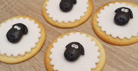 Keks mit Schaf