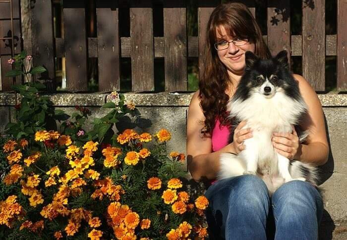 Stefanie Kemeter Hund