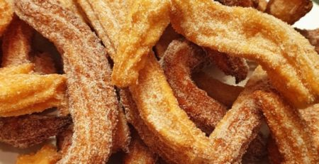 Churros Brandteig
