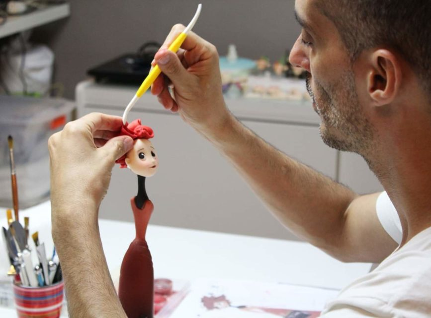 Carlos Lischetti modelling